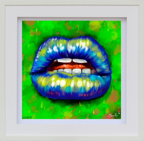 Popping Lips - LXVIII-III