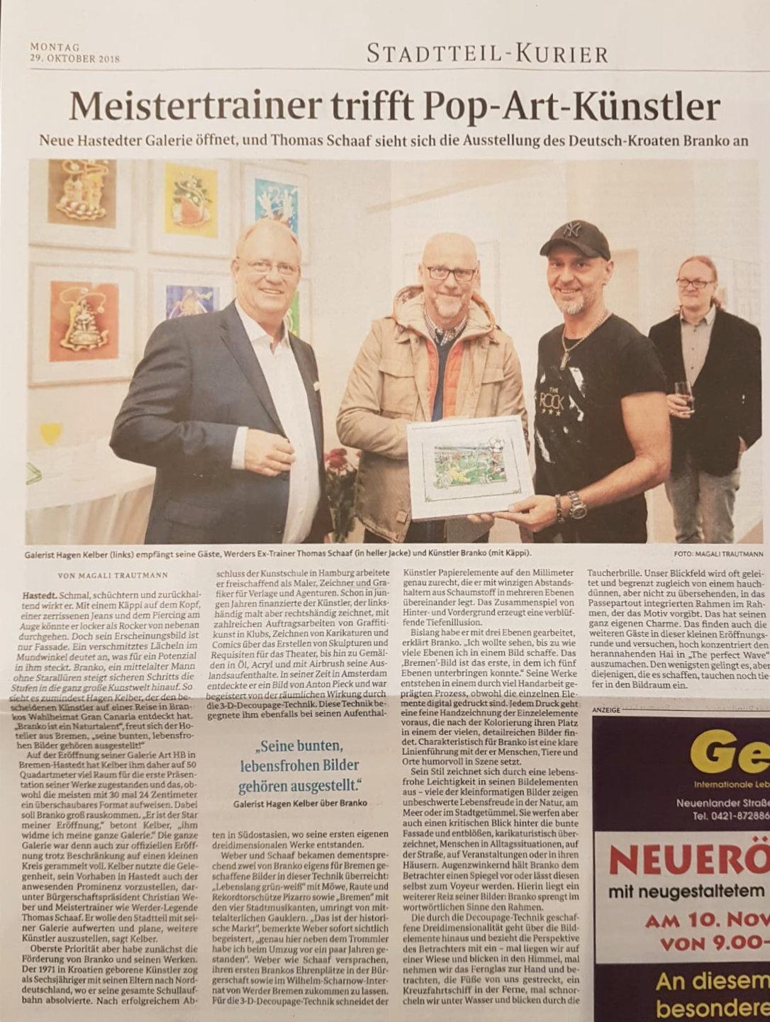 Weser_Kurier2018-10-29