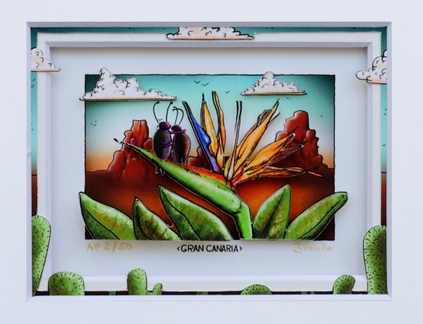 3D Pop Art - Gran Canaria