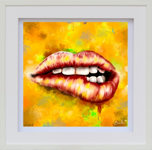 Popping Lips - LXVIII-IV