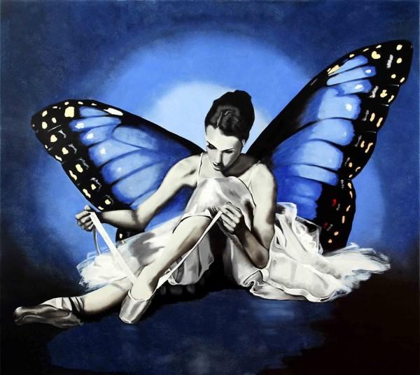Butterfly - Blue Butterfly